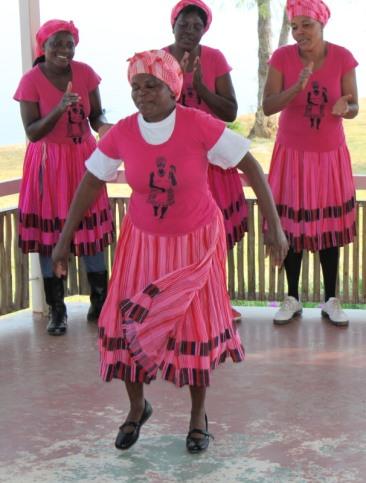 Liina Dancing