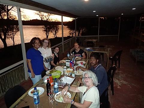016_Impromptu PCV Dinner before XMas