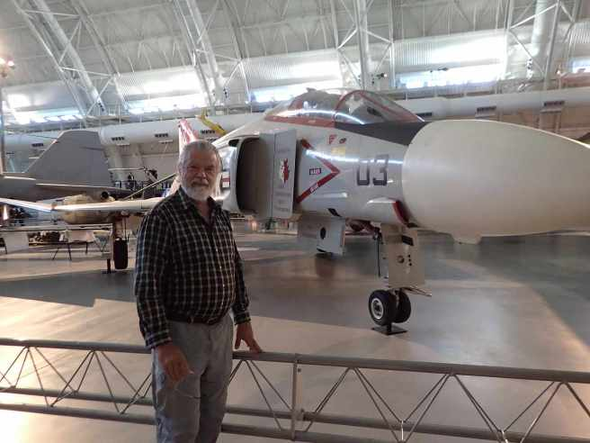 F-4 at Smithsonian with ADG 2